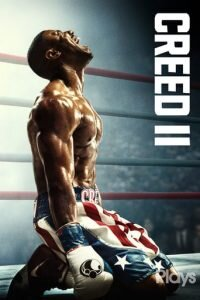 """Poster for the movie """"Creed II"""""""